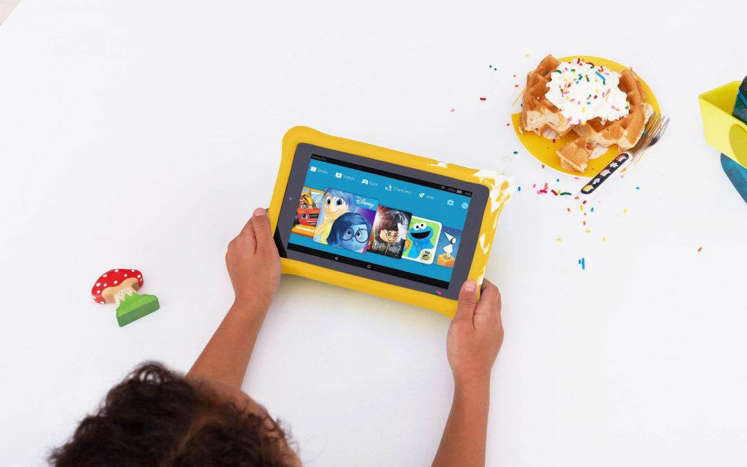 Parents guide to Amazon Fire Kids Edition tablets
