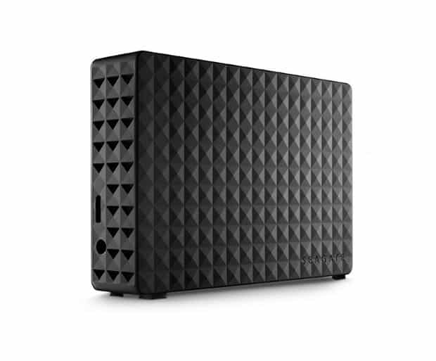 Seagate Expansion 3TB external hard drive