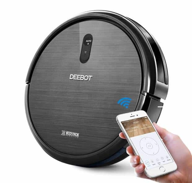 Let this top-rated Wi-Fi robot vacuum sweep dirt and dust off your floors