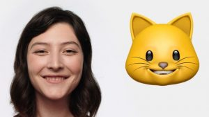 iPhone X Animoji animated emoji