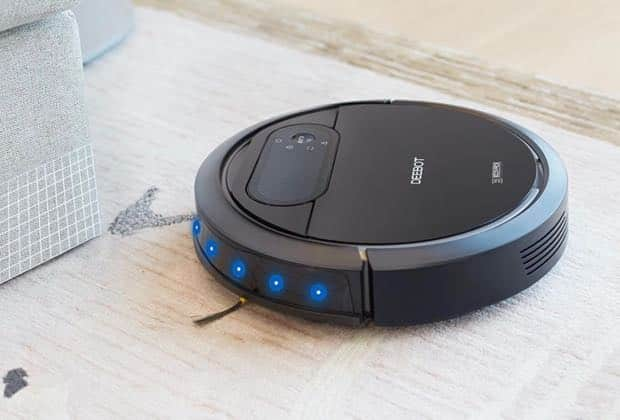 This budget robotic vacuum will clean your floors for just $135