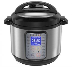 Instant Pot Duo Plus 6 Qt 9-in-1 pressure cooker