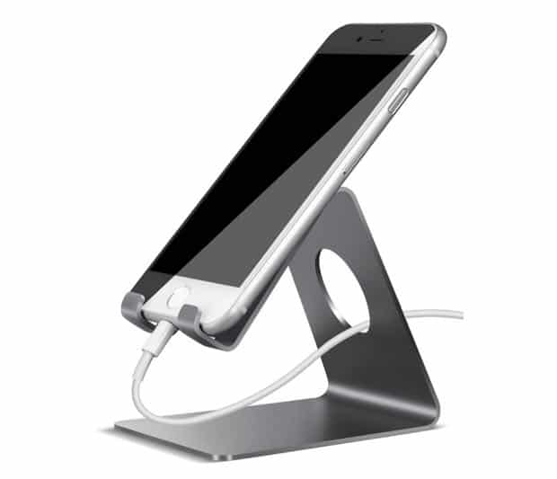 Time for bed? Charge your iPhone in this stylish $9 phone dock