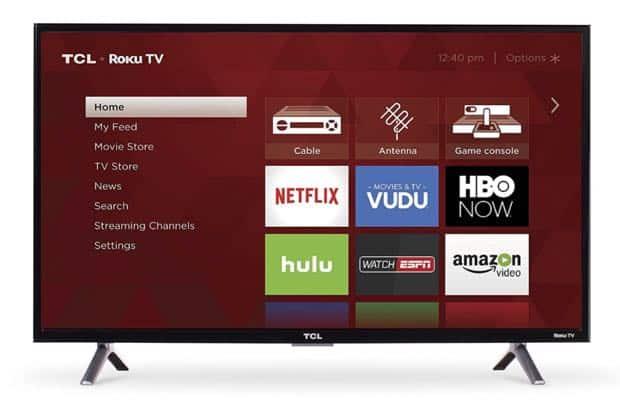 TLC 32S305 32-inch Smart TV