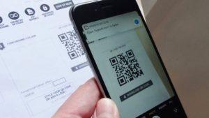 iOS 11 tricks scan QR code