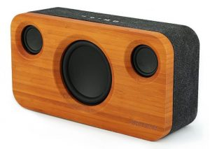 Archeer 25W Bamboo Bluetooth Speaker