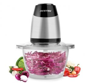 Bestek 5-Cup Mini Food Processor