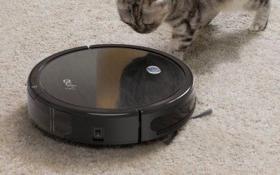 Deals: A discounted robot vacuum, an LED magnifying glass, and a cheap car charger