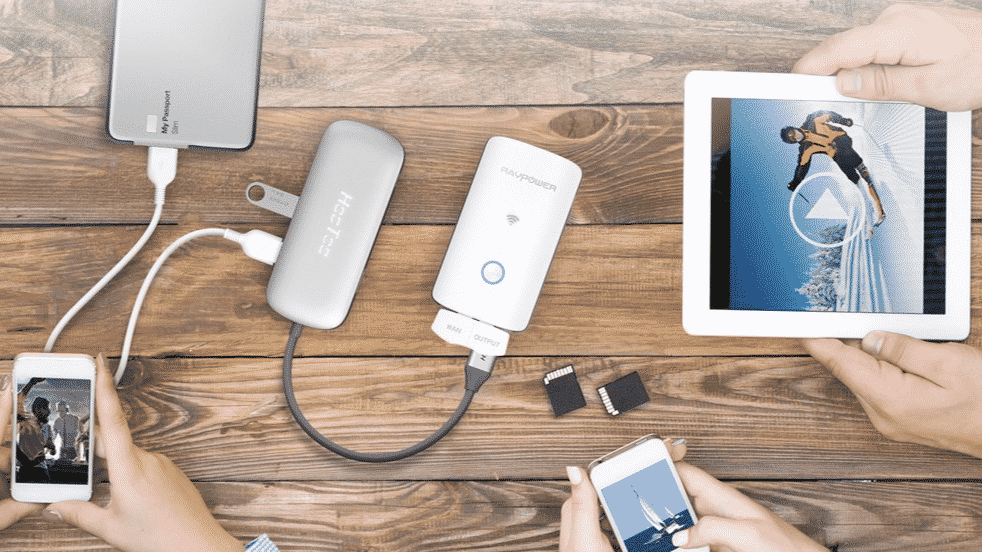 Deals: Budget travel router, Wi-Fi extender, and a cheap 1TB hard drive